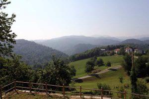 Panorama di Terra di Tara