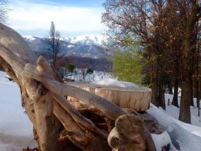 Inverno a Tara